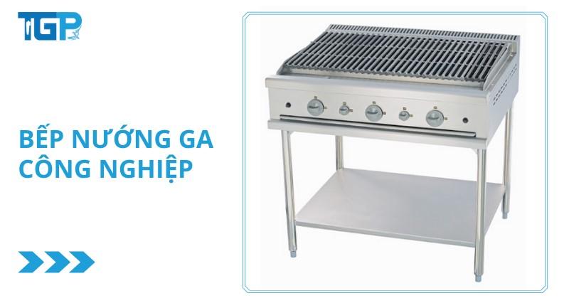 Bếp nướng ga công nghiệp là gì? Các loại bếp nướng bằng ga được ưa chuộng
