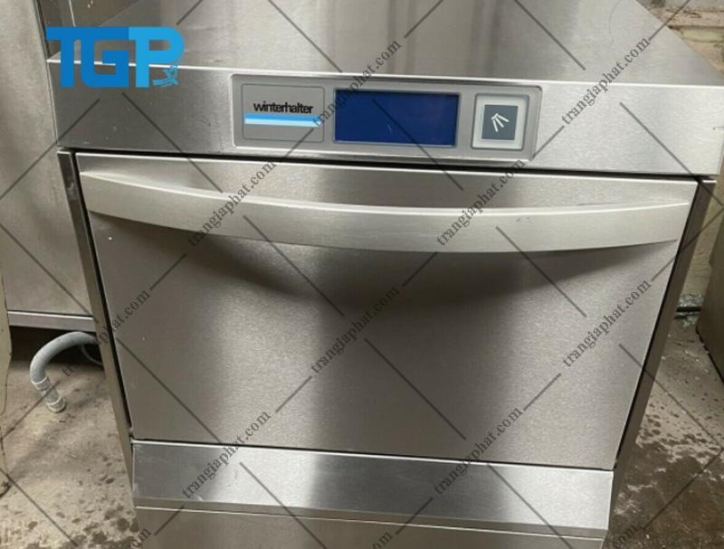 Cấu tạo của máy rửa chén công nghiệp