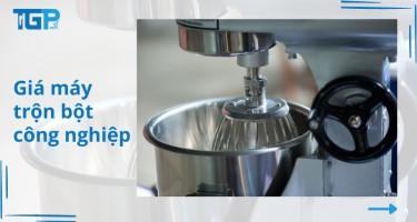 Giá máy trộn bột công nghiệp CHI TIẾT được cập nhật mới ...
