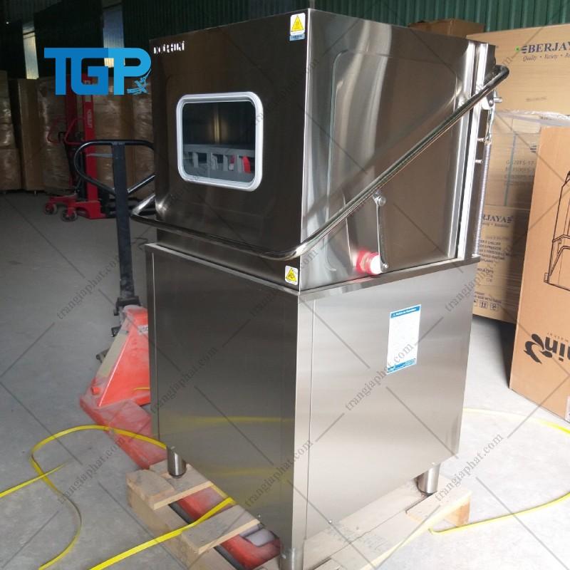 Máy rửa chén công nghiệp bao nhiêu tiền chi tiết các hãng