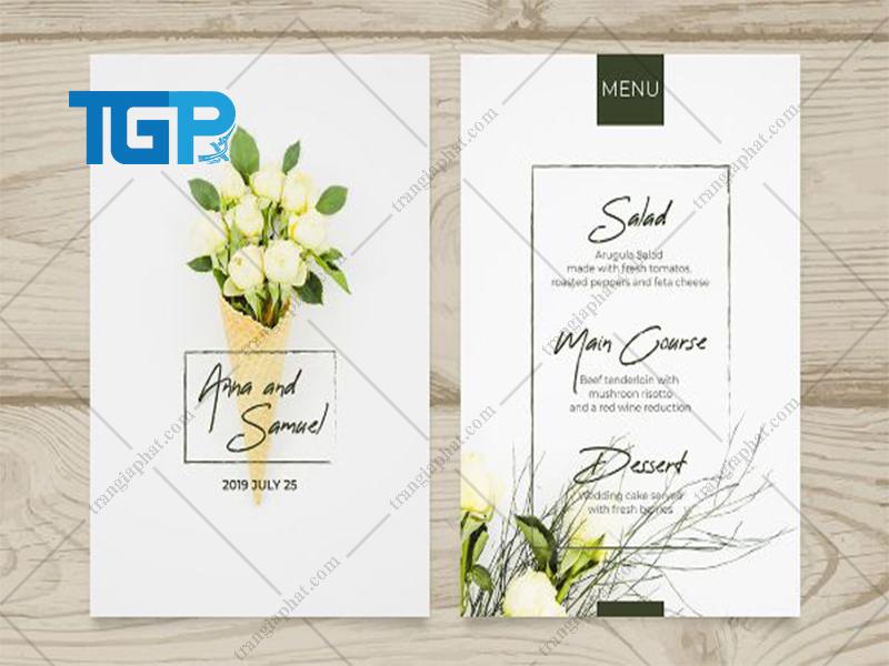 Set menu tiệc cưới theo vùng miền