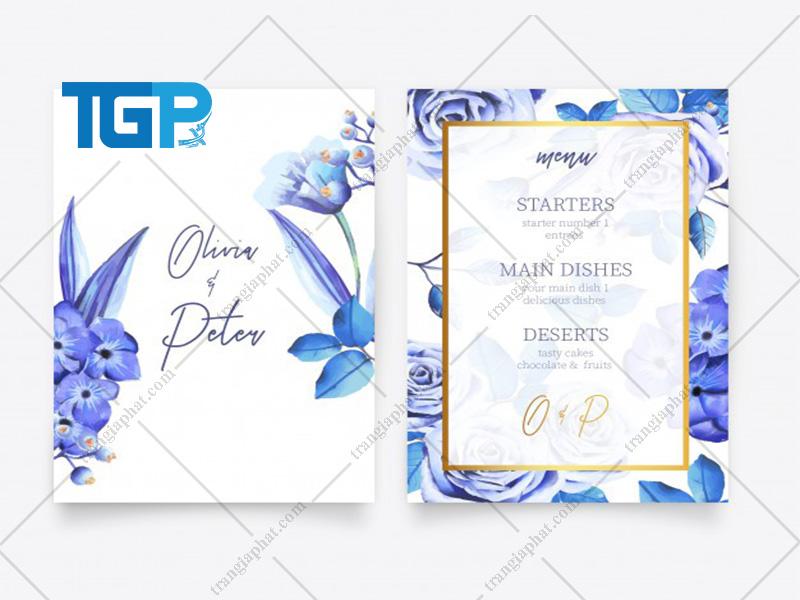 Set thực đơn cỗ cưới theo nơi tổ chức